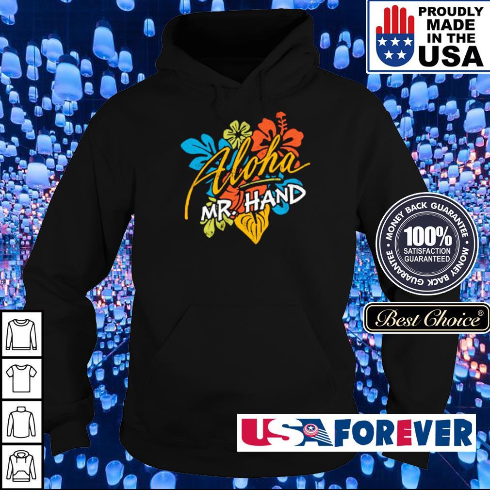 Heart Aloha Mr Hand s hoodie