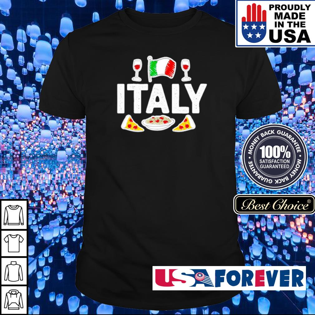 Holidays Italy Birthday Gift Christmas shirt