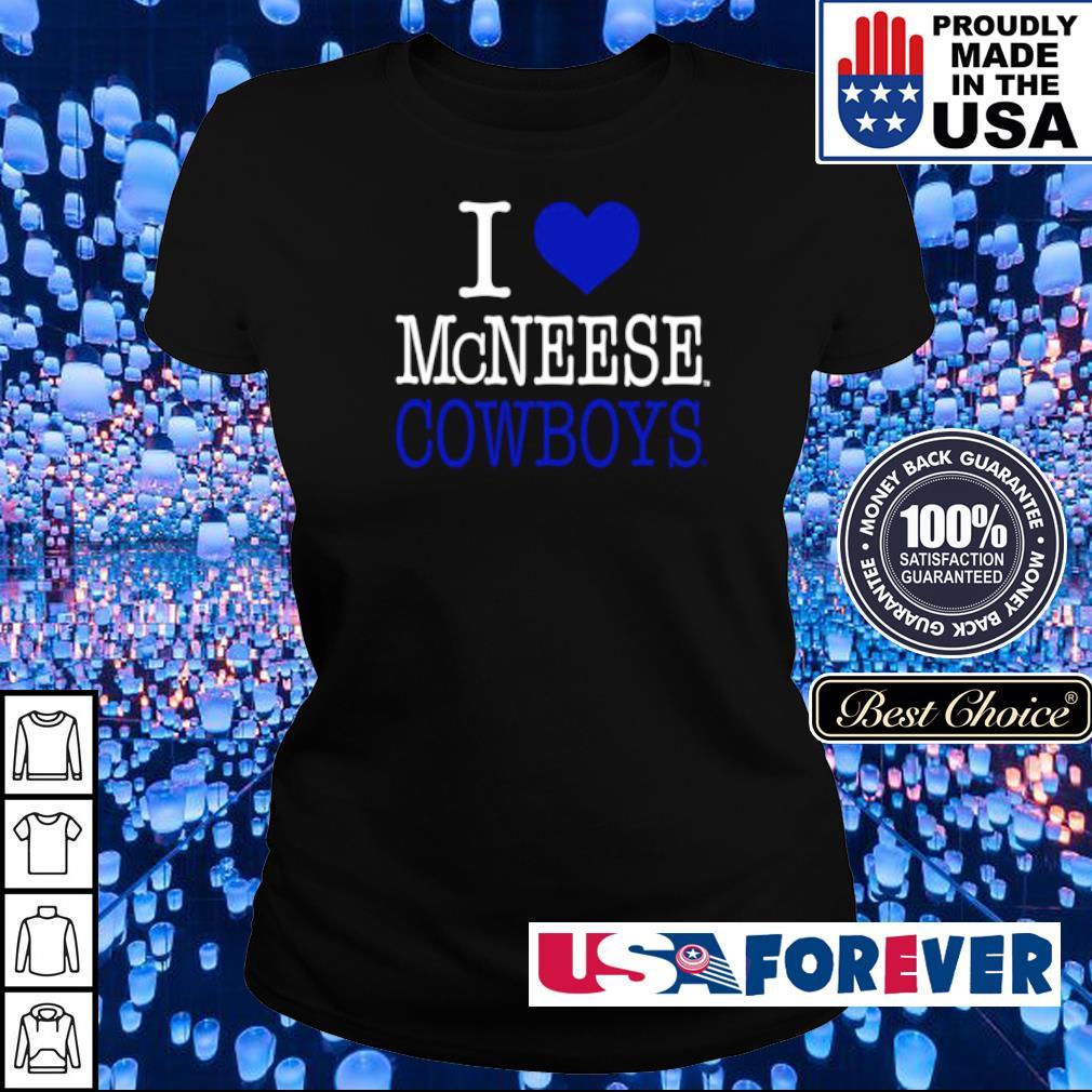 I love McNeese Cowboys s ladies