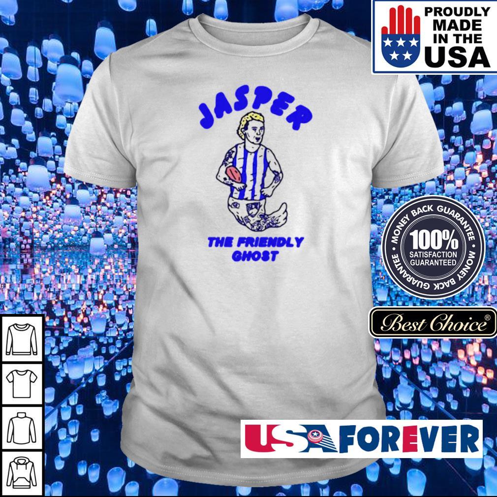 Jasper The Friendly Ghost shirt