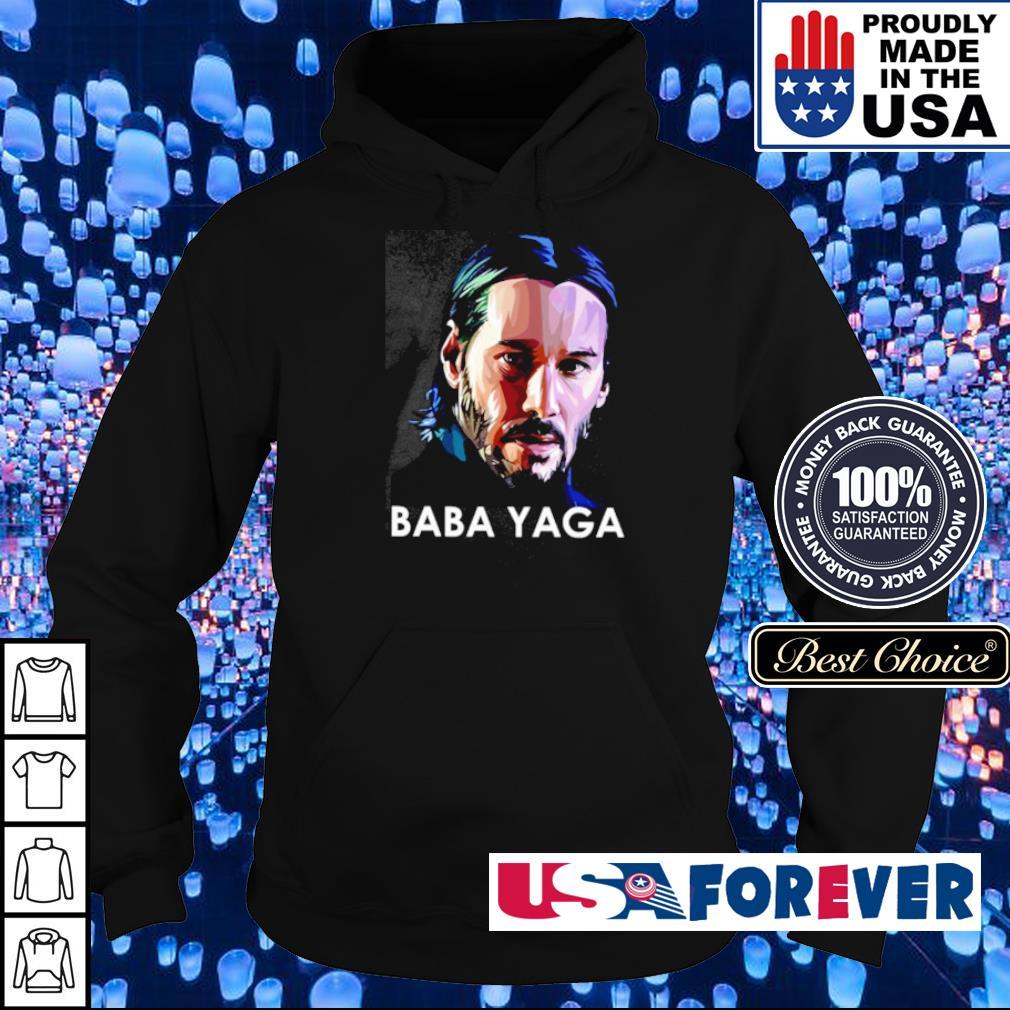 John Wick Baba Yaga s hoodie
