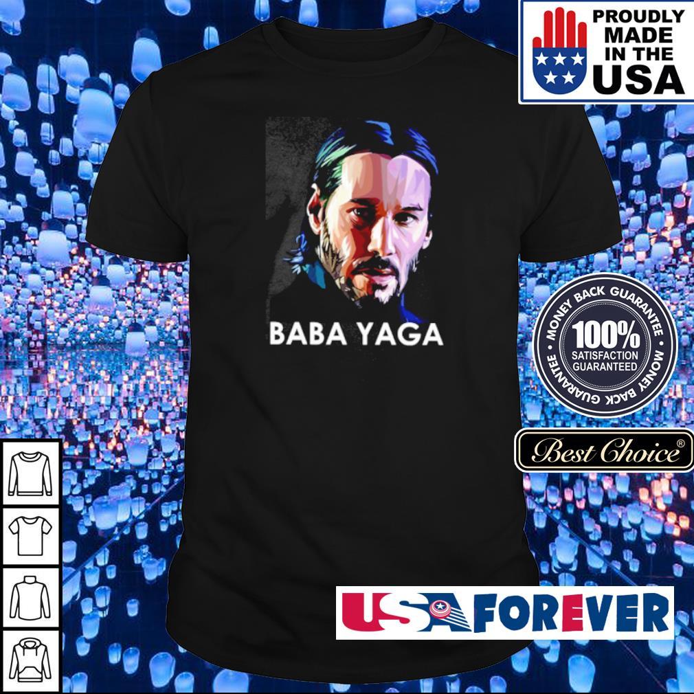 John Wick Baba Yaga shirt