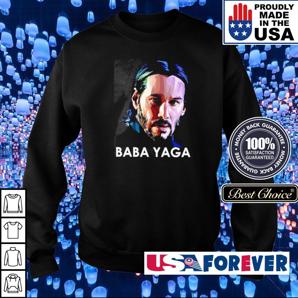 John Wick Baba Yaga s sweater