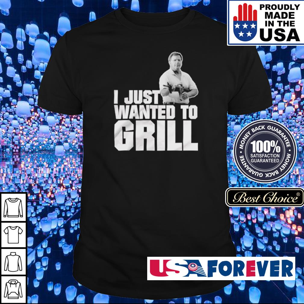 Ken and Karen I just wanted to grill shirt