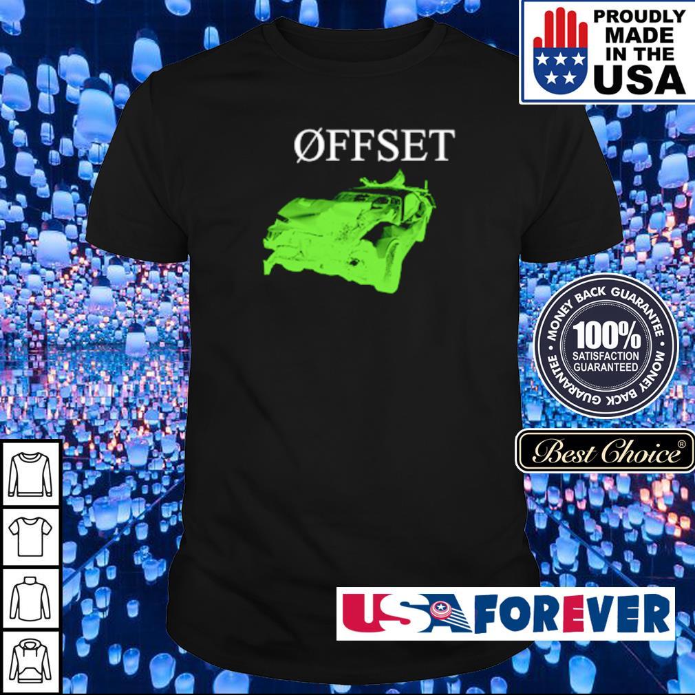 Lamborghini Offset shirt