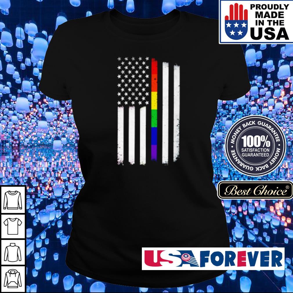 LGBT American Flag s ladies