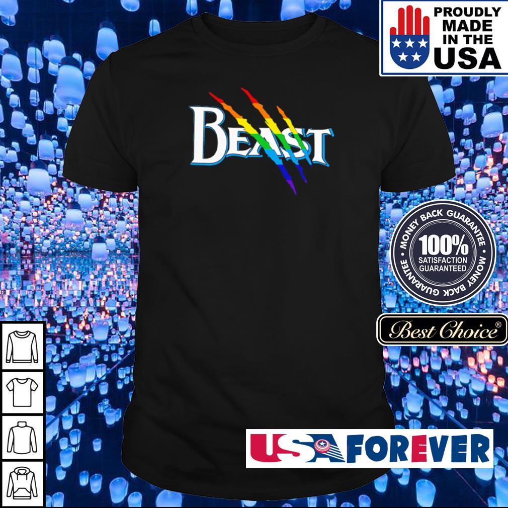 LGBT Pride Beast shirt