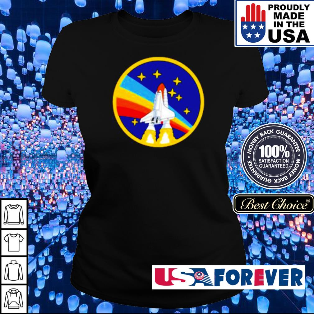 LGBT Pride NASA Spaceship s ladies