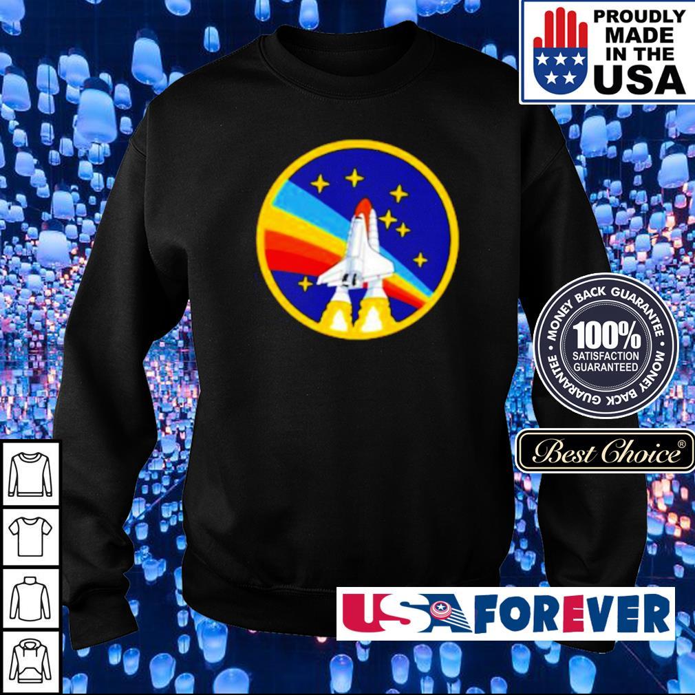 LGBT Pride NASA Spaceship s sweater