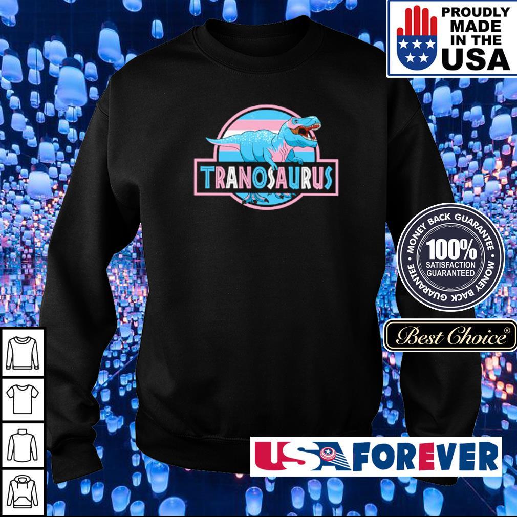 LGBT Pride Tranosaurus s sweater