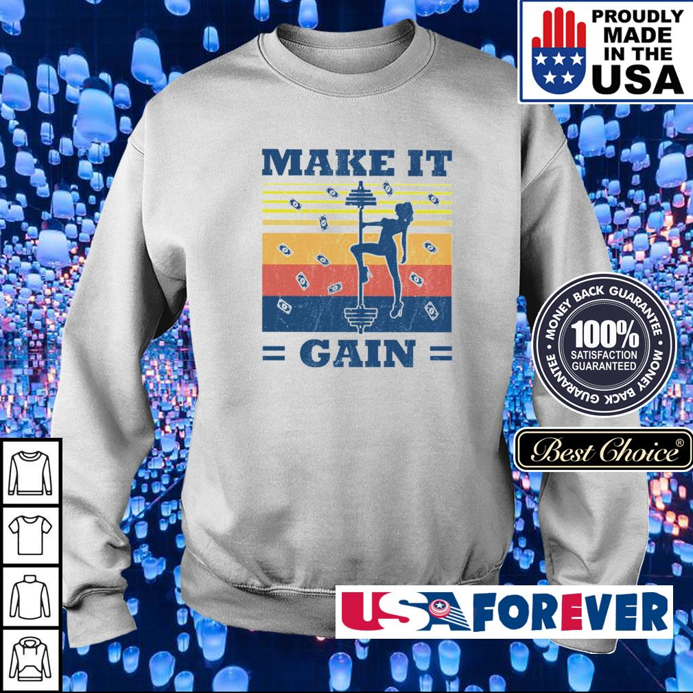 Make it gain vintages s sweater