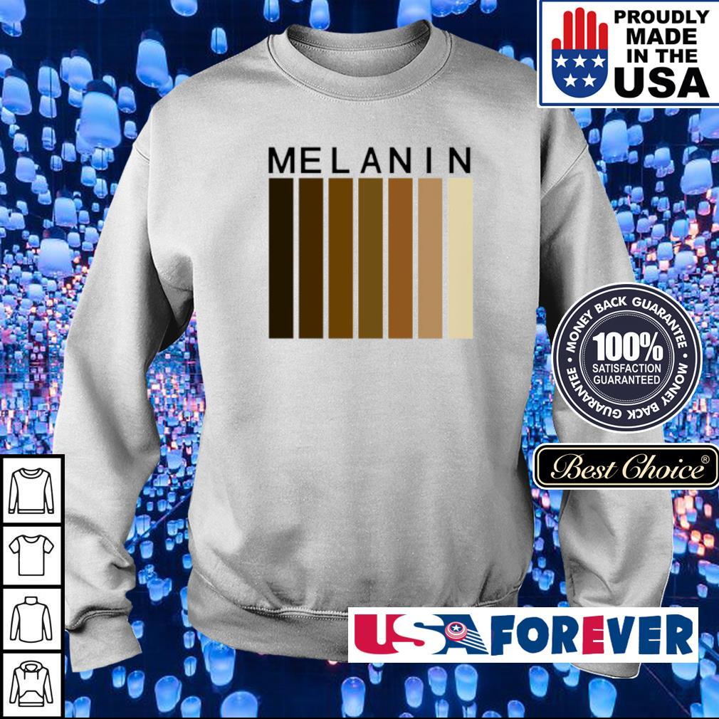 Melanin black pride s sweater