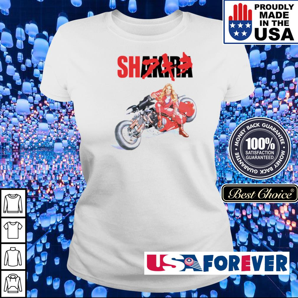Motorcycle Shakira s ladies