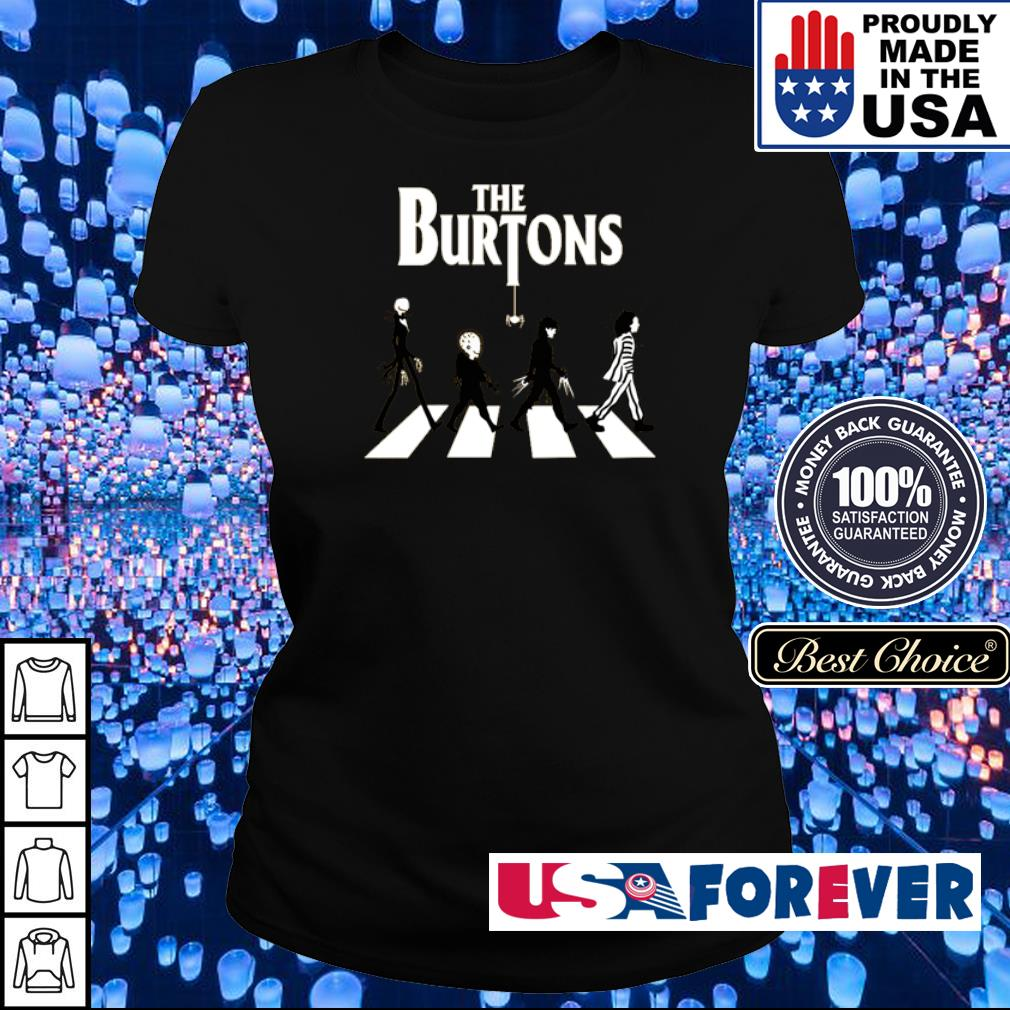 Movies lovers the Burtons Abbey Road s ladies