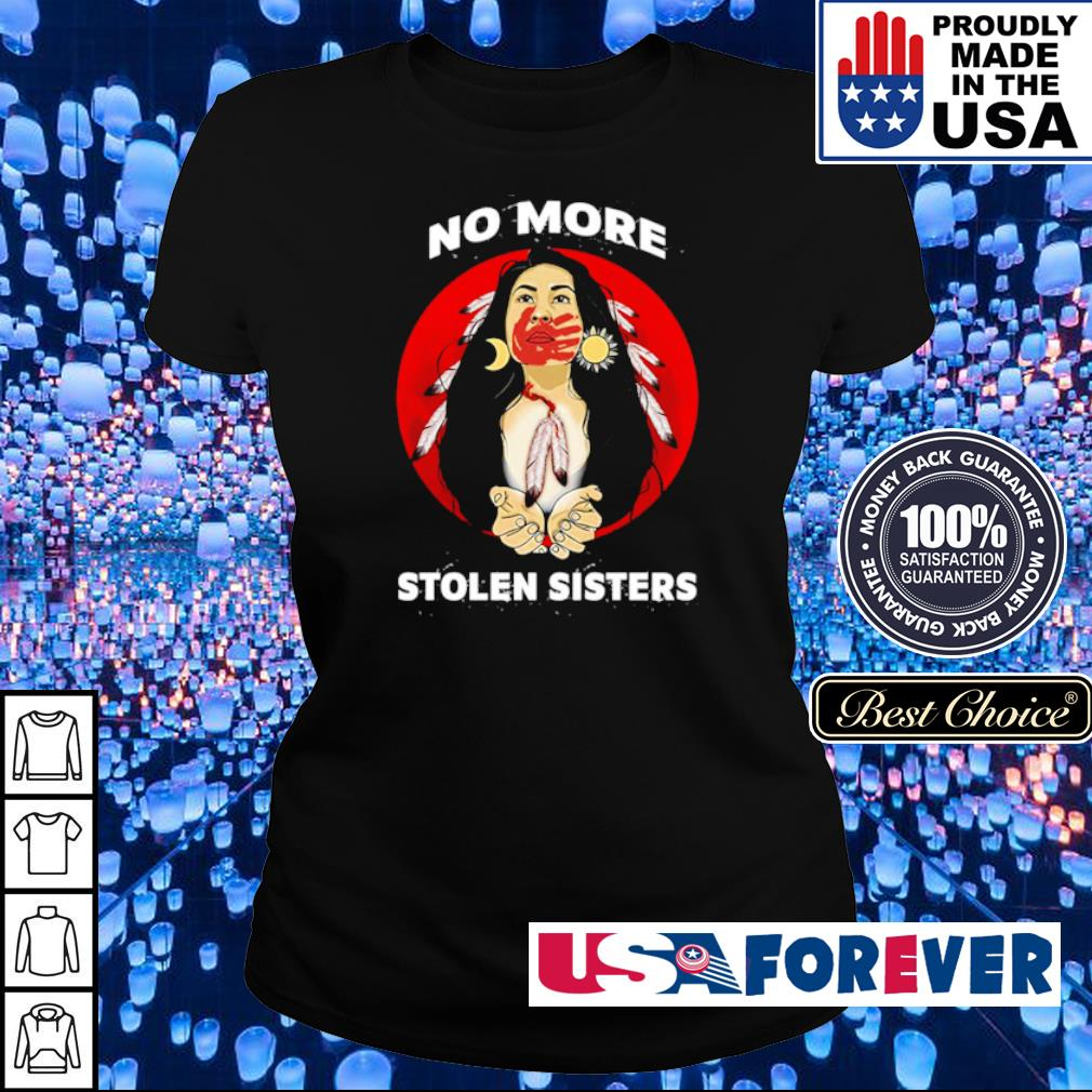Native Americans No More Stolen Sisters s ladies