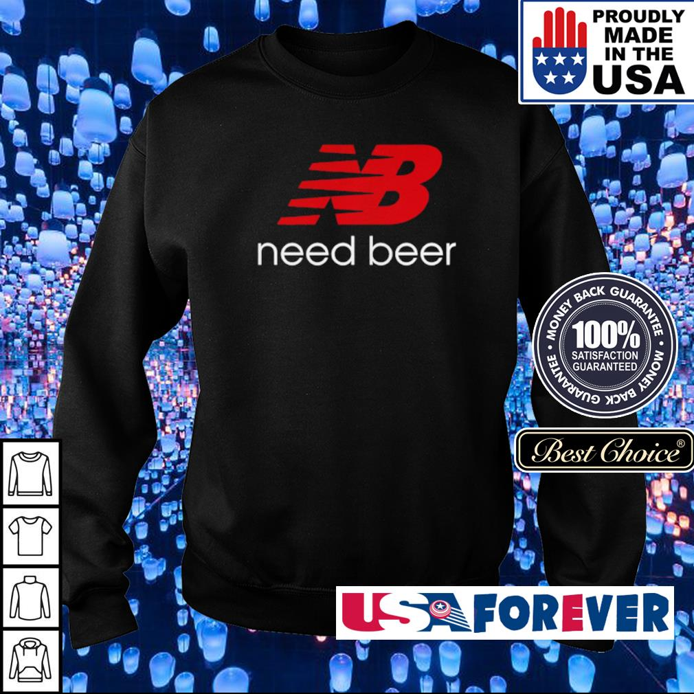 NB need beer s sweater