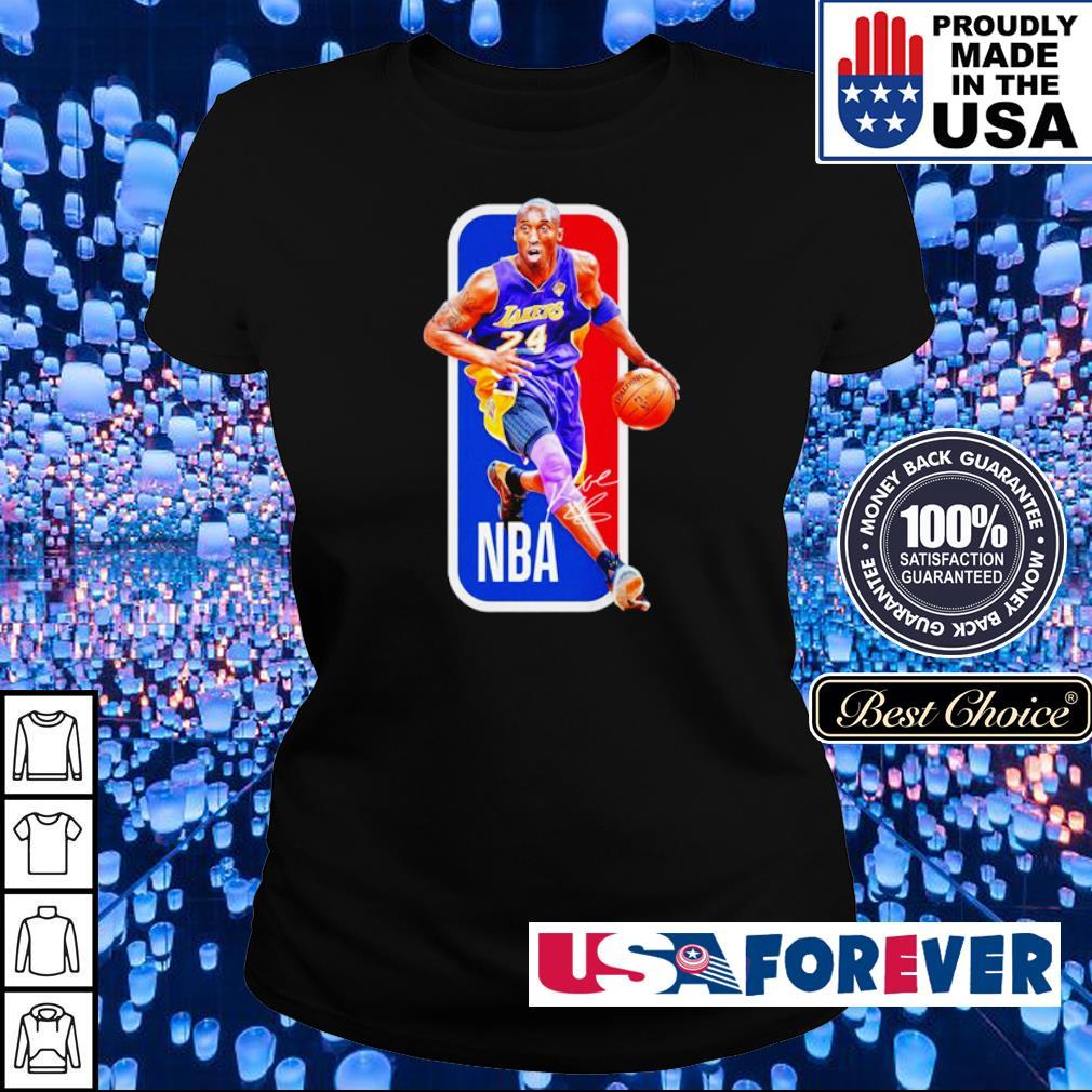 NBA RIP Kobe Bryant signature s ladies