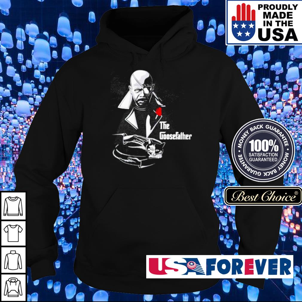 Nick Fury The Goosefather s hoodie