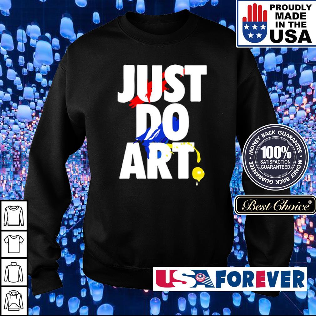 Nike Just Do Art s sweater