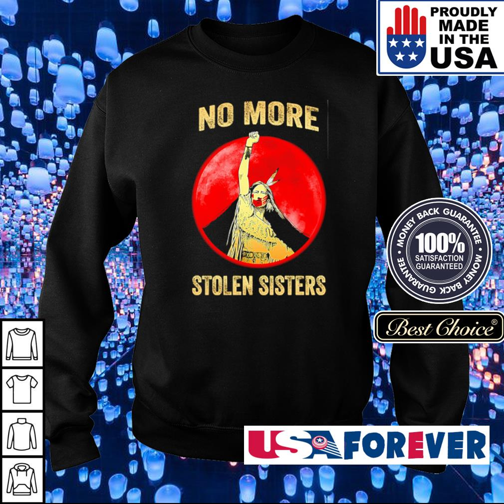 No more stolen sisters s sweater