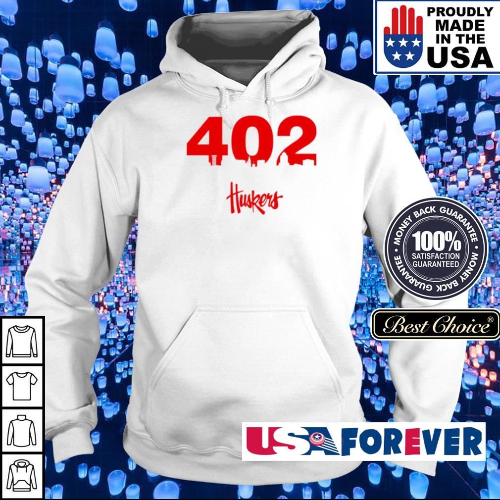 Official 402 huskers s hoodie