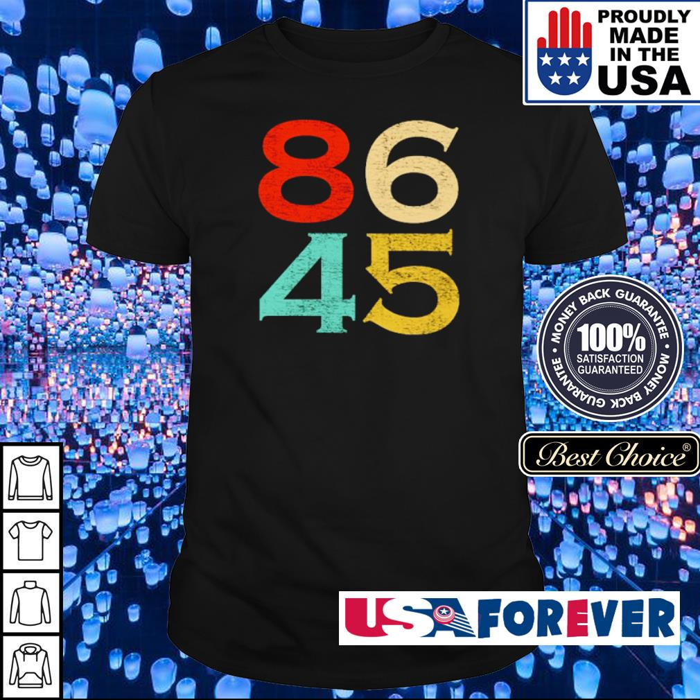 Official 8 6 4 5 shirt