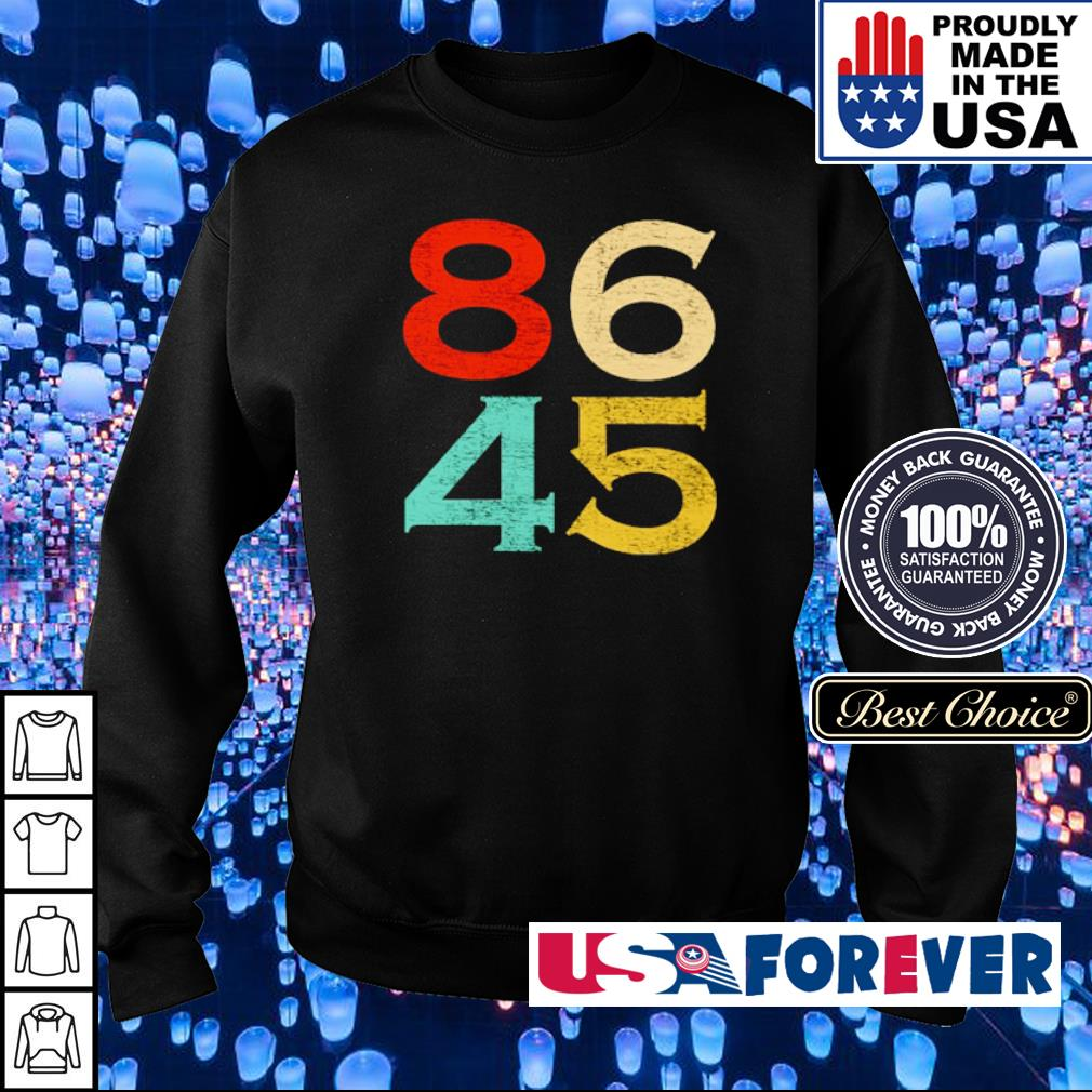 Official 8 6 4 5 s sweater