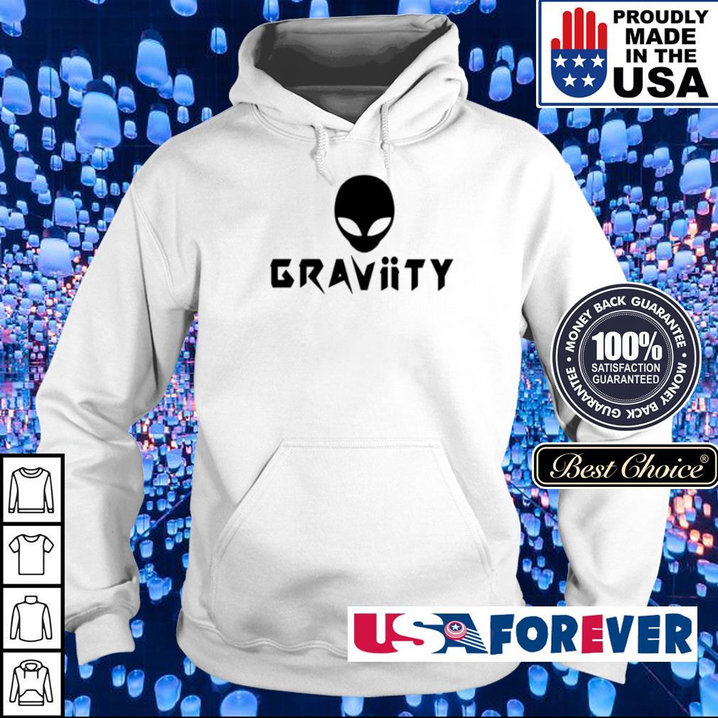 Official Alien Graviity s hoodie
