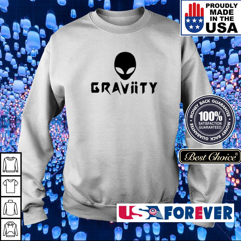 Official Alien Graviity s sweater