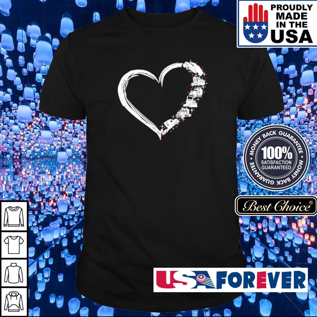 Official love truck shirt