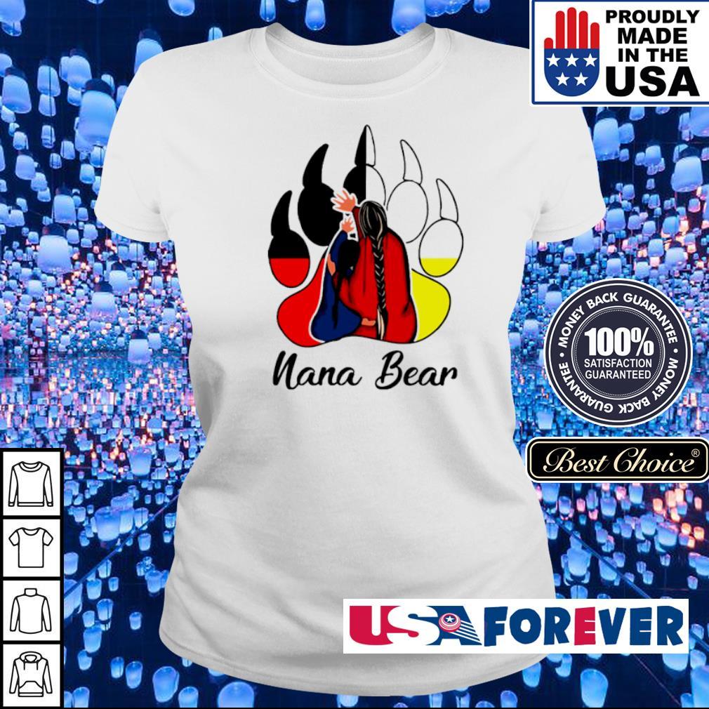 Official nana bear s ladies
