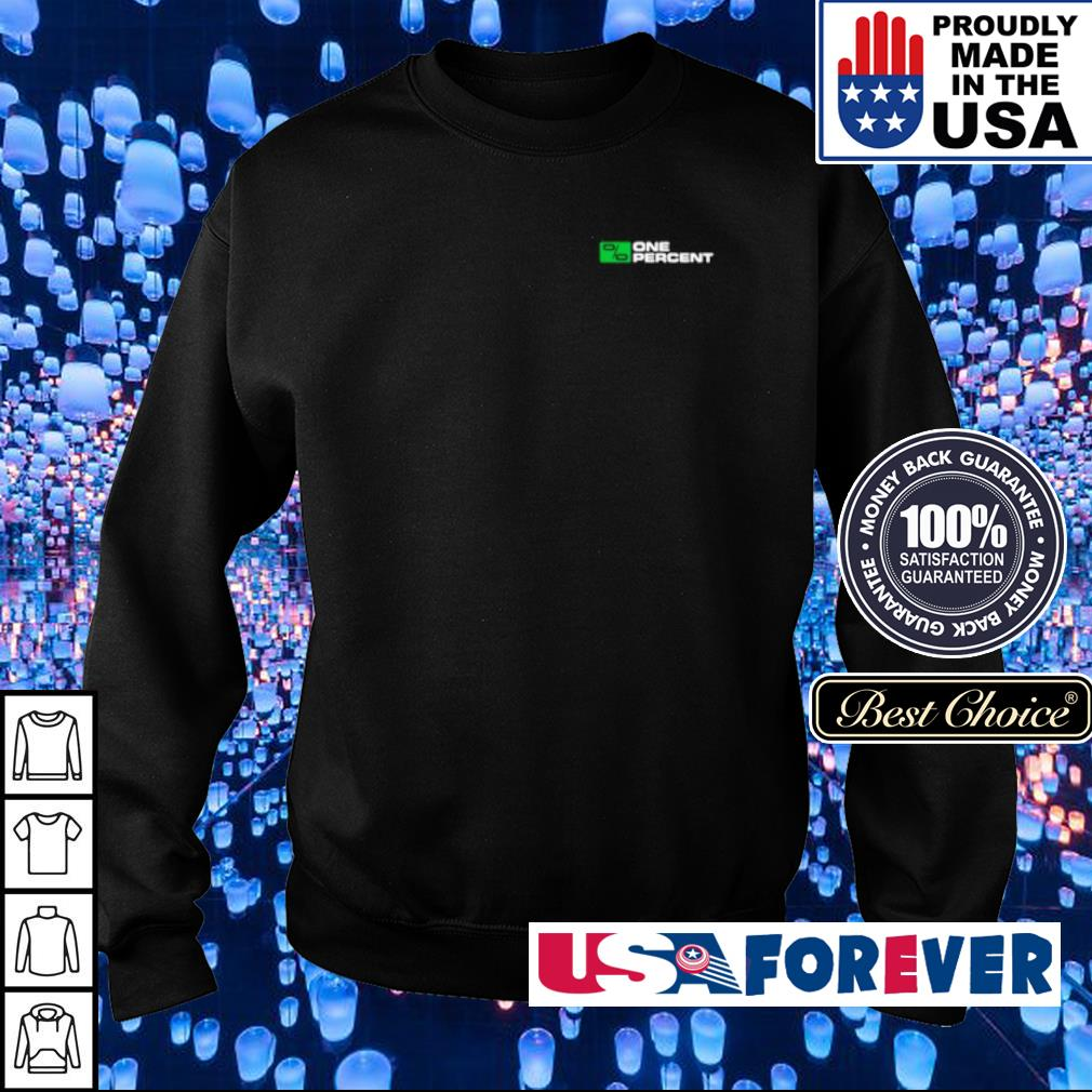 Official One Percent s sweater