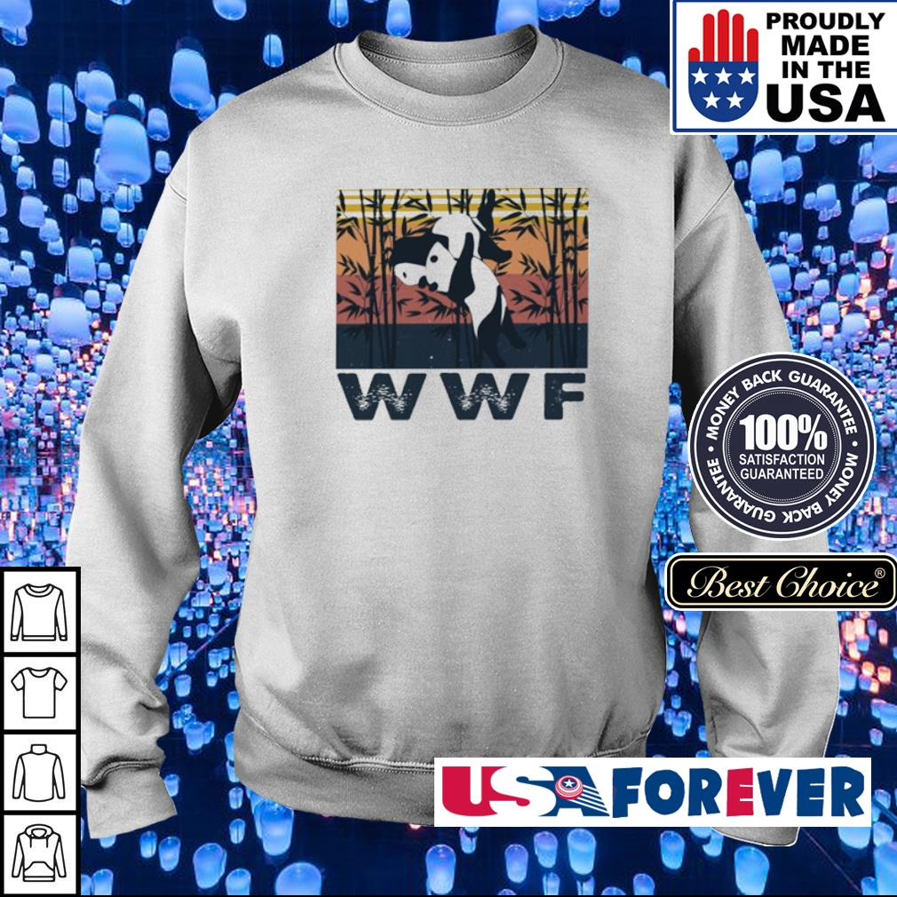 Official Panda WWF s sweater