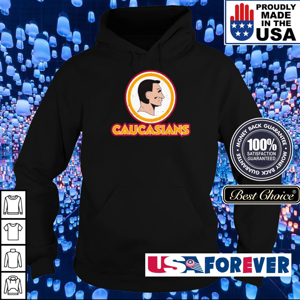Official Parody Causasians s hoodie