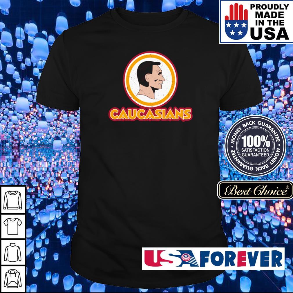 Official Parody Causasians shirt