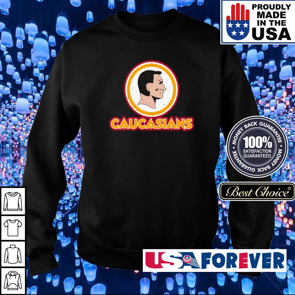 Official Parody Causasians s sweater