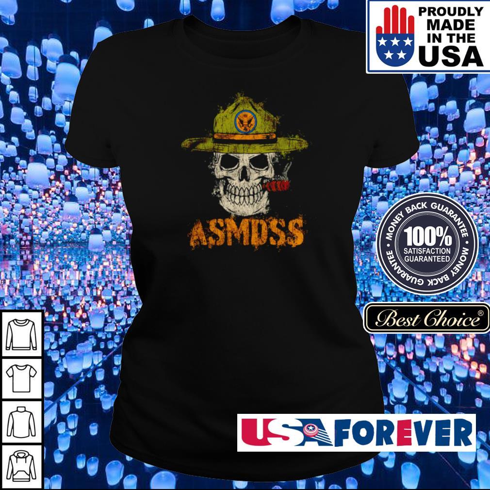 Official Skull ASMDSS s ladies