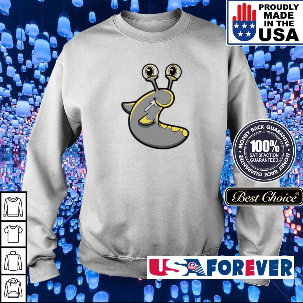 Official Slogoman logo s sweater