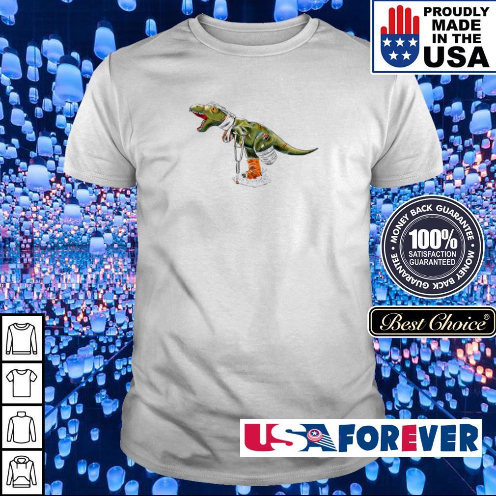 Official T Rex accident shirt