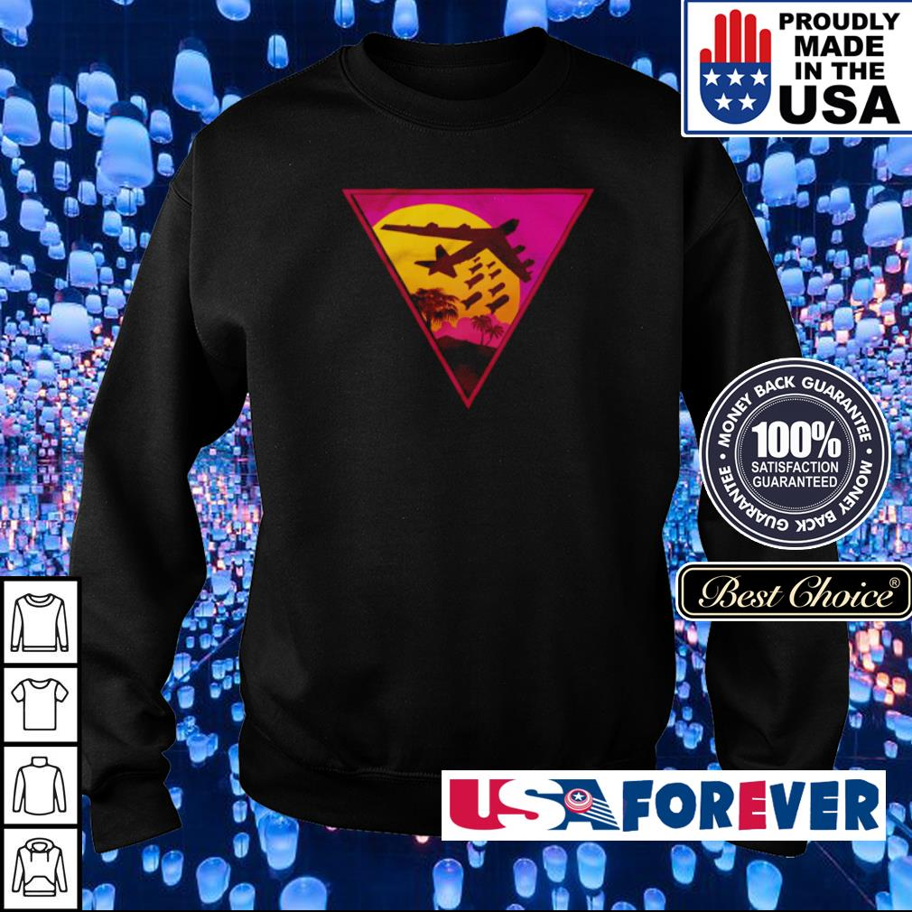 Official Throw Back B-52 s sweater