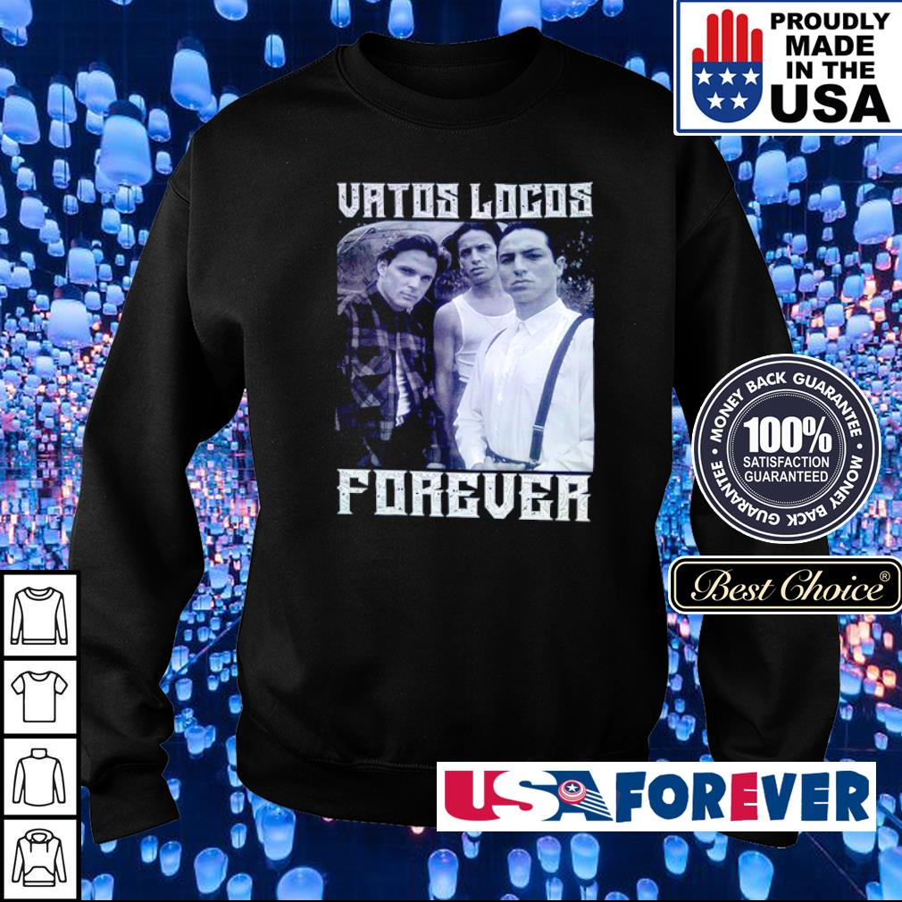 Official Vatos Locos Forever s sweater