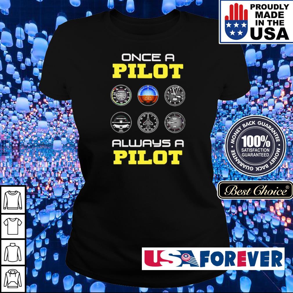 Once a Pilot always a Pilot s ladies