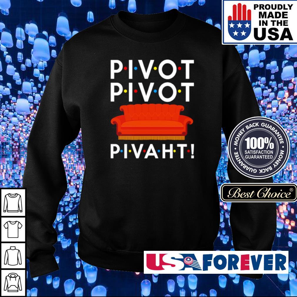 Pivot Pivot Pivaht Friends TV Show s sweater