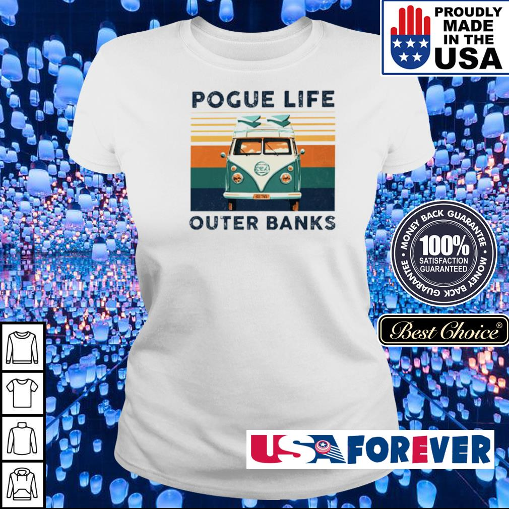 Pogue life outer banks vintage s ladies