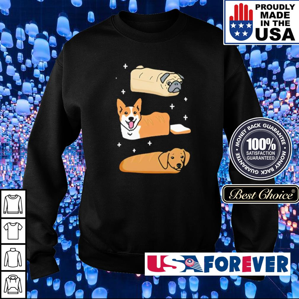 Pug Corgi Dachshund bread s sweater