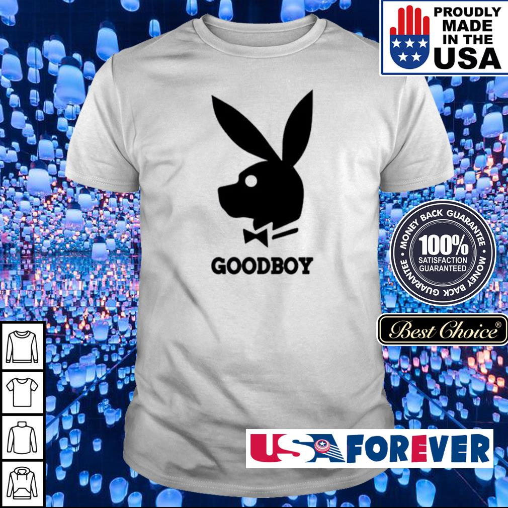 Rabbit Goodboy shirt