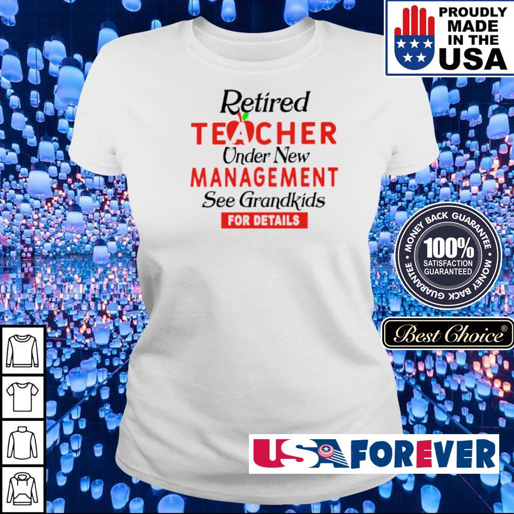 Retired teacher under new management see grandkids for details s ladies