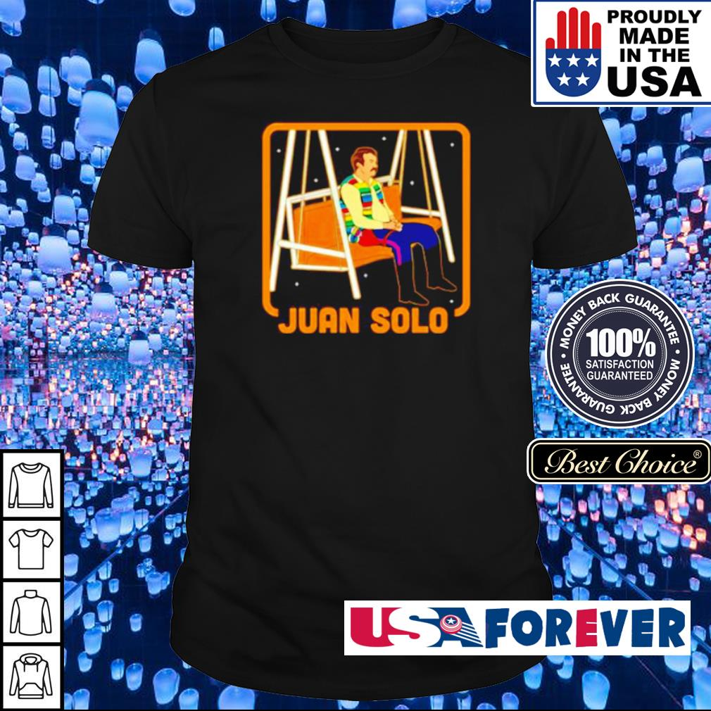 Sad Juan Solo shirt