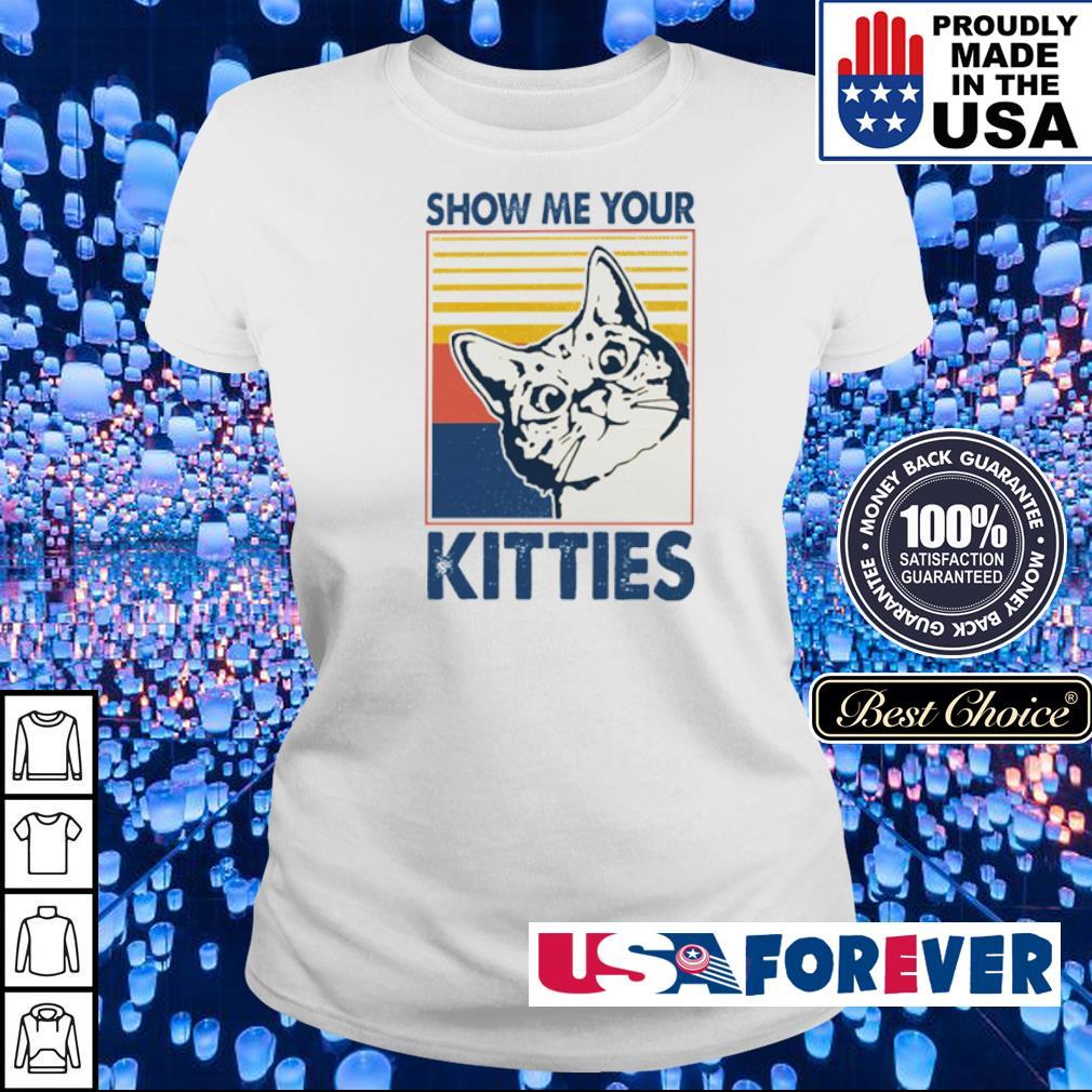 Shoe me your kitties vintage s ladies
