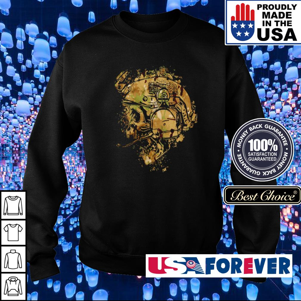 Skull Army The Operator s sweater